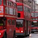 WARNING:  PICTURE SCANNED FOR OVERNIGHT NEWSBuses