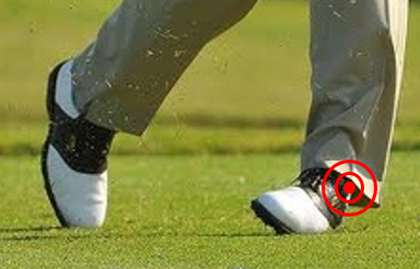 Ankle Pain Fitter Golfers