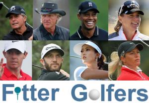 Golf fitness legends