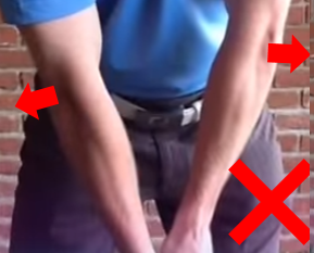 Elbow Alignment