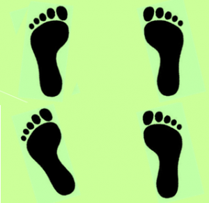 Foot Placement at Address